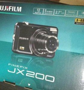 Цифровая фотокамера FujiFilm FinePix