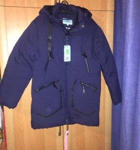 Продам новую подростковую куртку! Зима