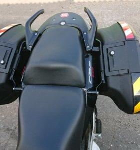 Боковые кофры Honda