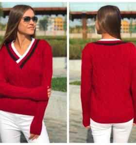 Новый женский пуловер