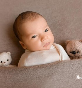 Newborn фотосессия