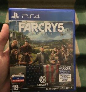 Far cry 5. PS4