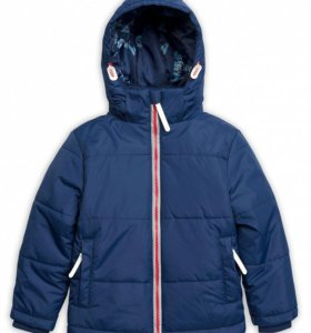 Куртка деми на мальчика р. 98-116 синяя