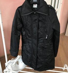 Куртка пальто 46 осень