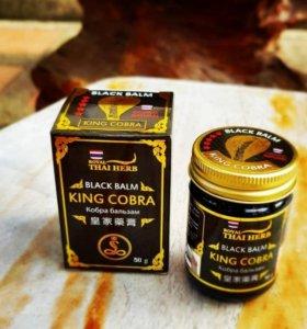 Royal Thai Herb Черный бальзам 🇹🇭