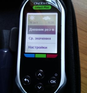 Глюкометр One Touch Select
