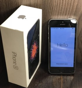 iPhone 5 SE 64 gb айфон