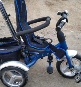 Детский трехколёсный велосипед lexus liko baby