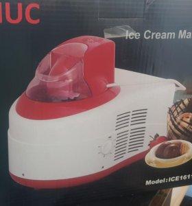 Мороженица с рефрижератором