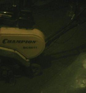 Мотокультиватор champion 6 лс