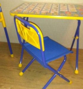 Набор мебели (стол + стул)