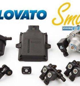 Продам газовое оборудование Lovato 4 поколения