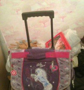 Большой детский рюкзак