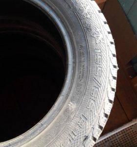 Продам шины Gislaved 195-65-15 Б/У гемания (зима)