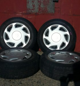 Комплект зимних япоских колес