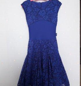 Рейтинговое платье для спортивно-бальных танцев