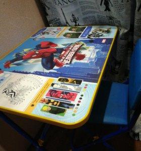 Детская мебель, в отличном состоянии, 800 торг