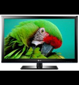 Телевизор LG 107 диагональ,3 д.