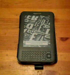 Электронная книга Amazon Kindle Keyboard 3