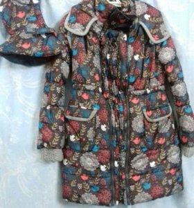 Куртка для беременных и для ношения в слинге