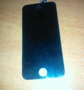 Экран на iPhone 5C