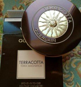 Бронзер Guerlain Terracotta Terra Magnifica Лимитк