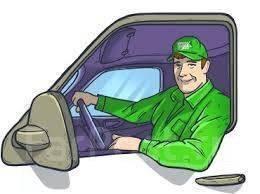 Требуется Водитель на своём автомобиле фургон