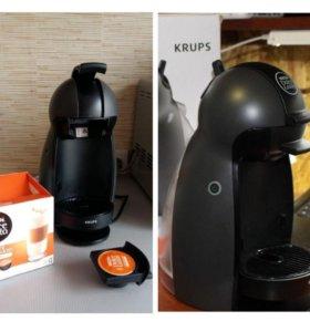 Капсульная кофемашина Dolce Gusto