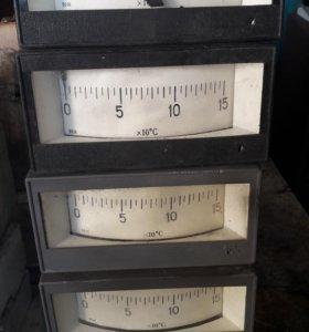 Щитовой аналоговый милливольтметр типа Ш4540/1