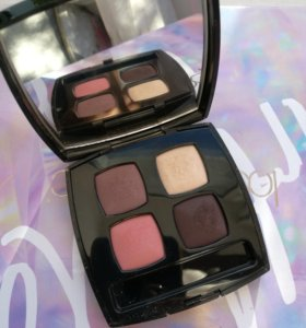 Chanel Lumiere Facettes Quadra Eye Shadow 537 Quad