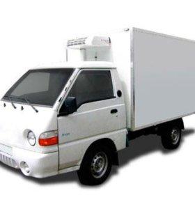 Водитель на портер фирмы доставка мороженого