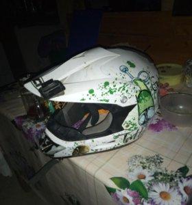 мото икепировка шлем