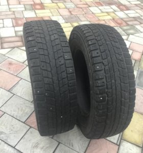 Зимние 185/70/14 Японские шины Dunlop