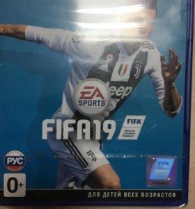 FIFA 19 новая