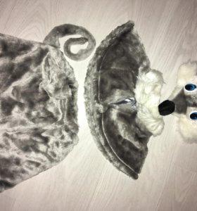 Костюм Мышки на 2-4 года
