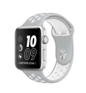 Ремешок Nike на Apple Watch 38mm