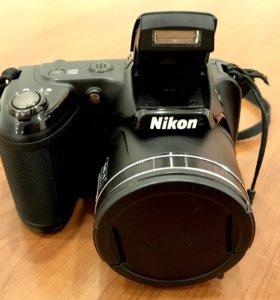 Цифровой фотоаппарат Nikon Coolpix L320
