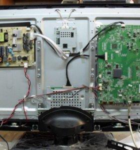 ремонт телевизоров, мониторов, компьютеров,