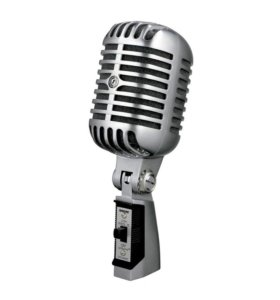 Shure 55 SH новый микрофон