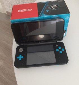 Портативная игровая консоль New Nintendo 2DS XL
