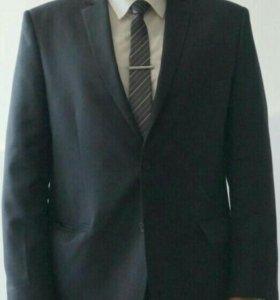 Брутальный мужской костюм