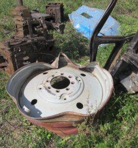 "Погрузочно-уборочная машина ПУМ-4853 на базе трактора ""Беларус-82.1"""