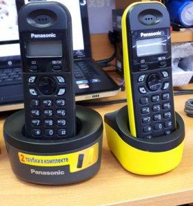 Телефон Panosonic 2 трубки