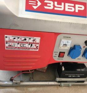 электростанция бензиновая ЗЭСБ-3500-3 Зубр