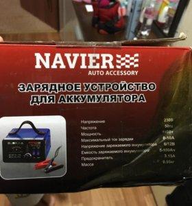 Зарядное для аккумулятора новый
