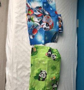Постельное белье на детскую кровать 60/120
