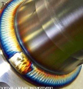 Аргонная сварка,сварка аргонном цветных металлов