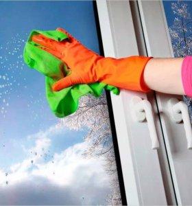 Мытьё окон
