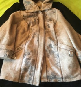 Куртка женская ,шерстяная 58-60р