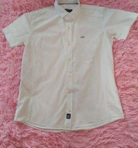 Рубашка для мальчика. 152-158 см.